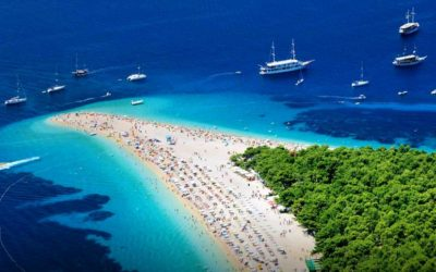 Living on a Croatian island